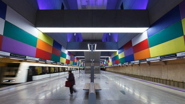 Nuova linea della metropolitana in costruzione a Budapest?
