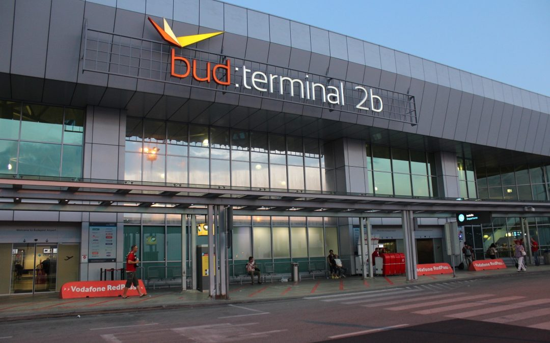 Al via la ristrutturazione del Terminal 2 dell'aeroporto Liszt Ferenc