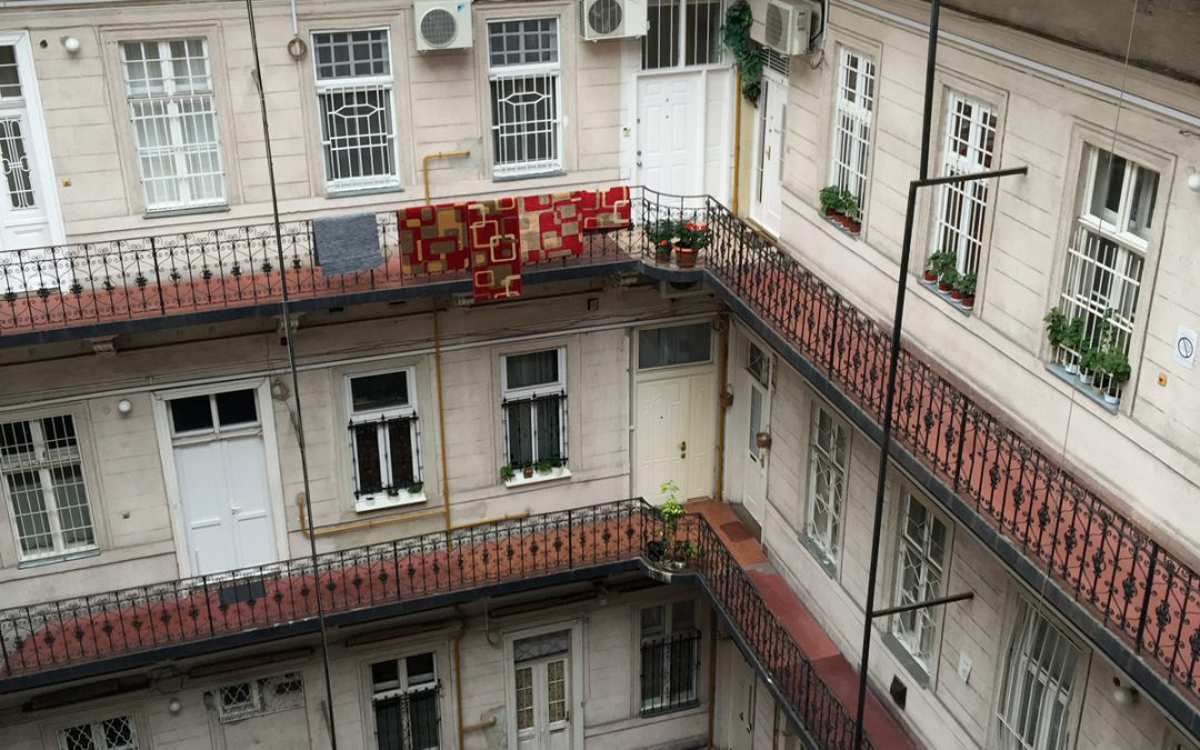 Salgono i prezzi di appartamenti in affitto a Budapest